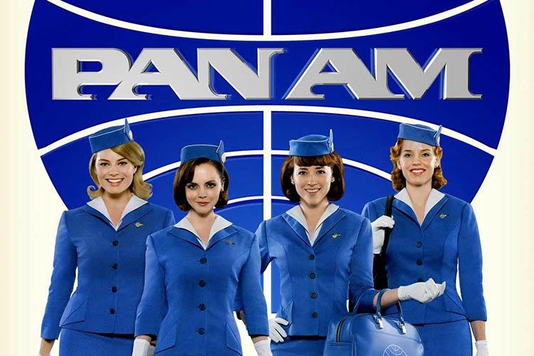 Pan Am, serie de los 60 con Margot Robbie