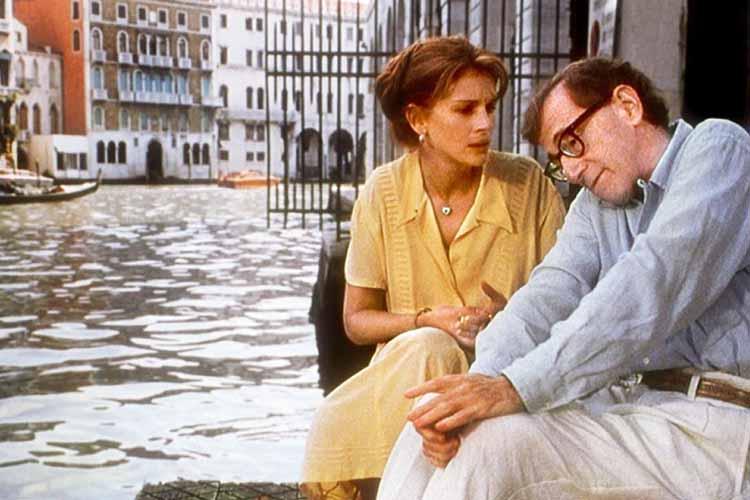 Amor en Venecia Julia Roberts