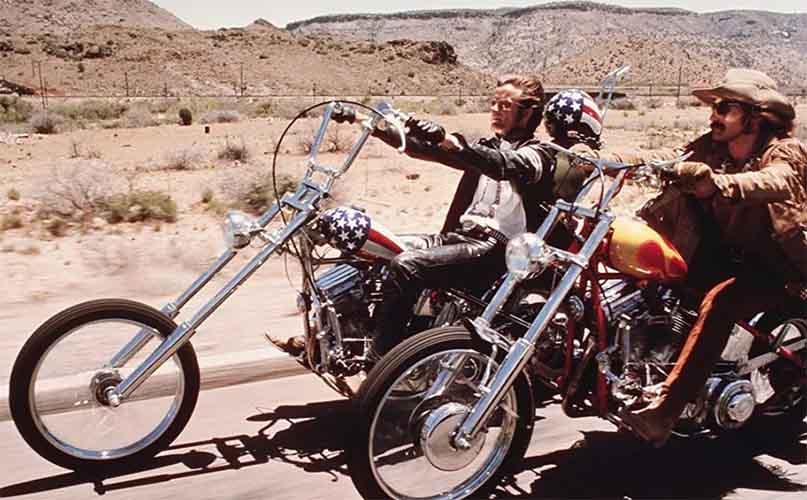 Easy Rider, de las mejores óperas primas
