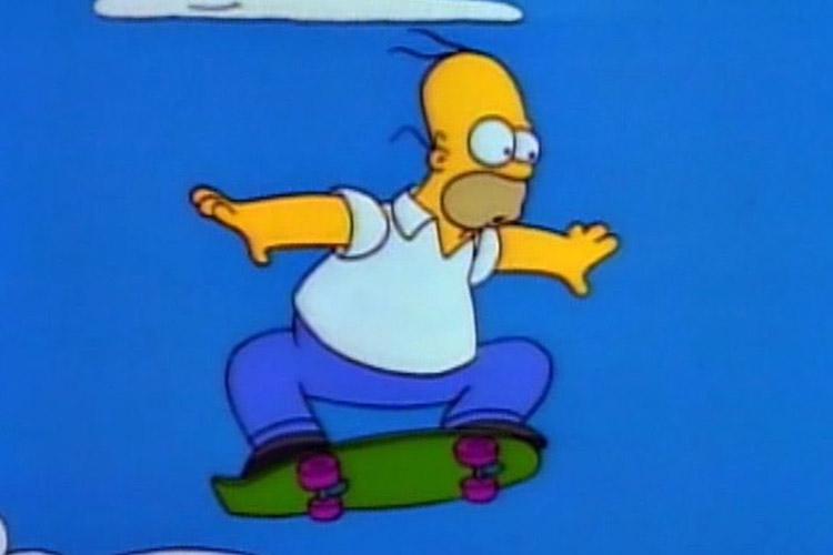 Los Simpsons Desfiladero Springfield