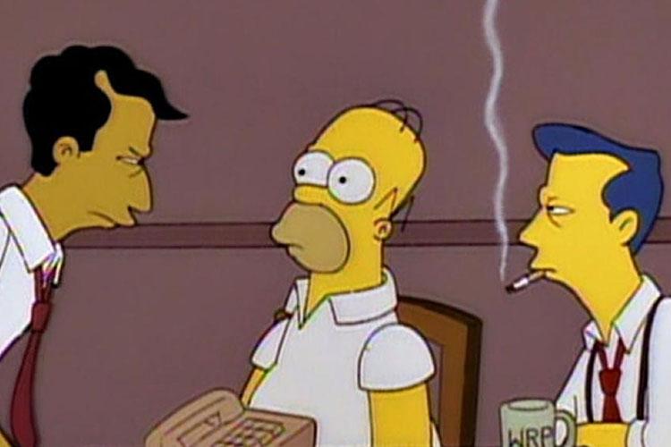 Sr Thompson Homero