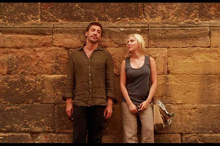 Woody Allen en Vicky Cristina Barcelona