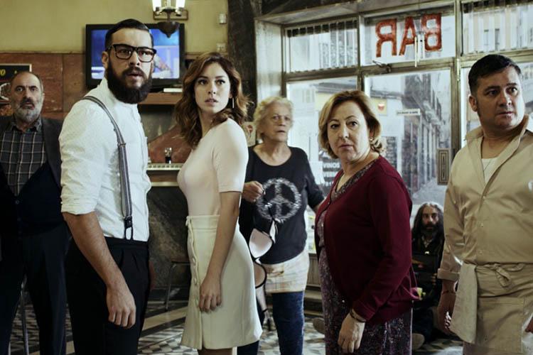 El bar, terror español en Netflix