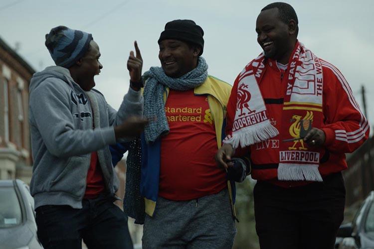 Rwanda y el Liverpool FC