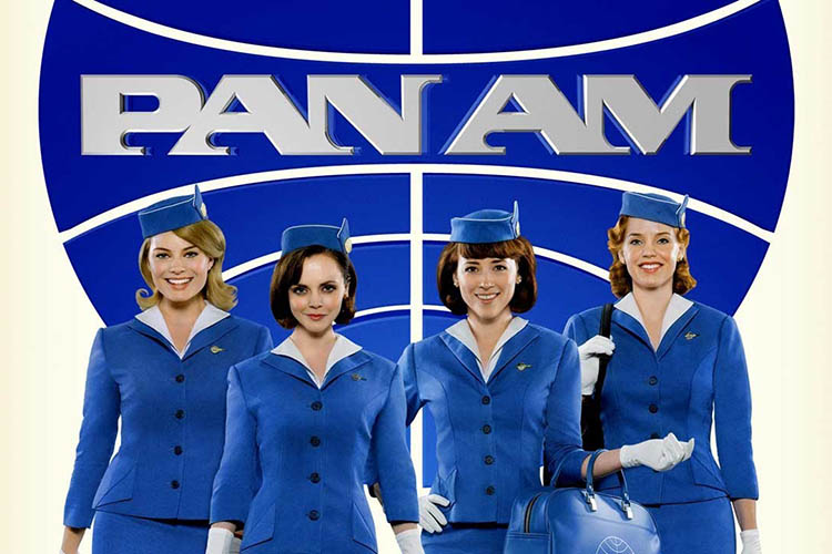 Pan Am, serie de los 60 con Margot Robbie