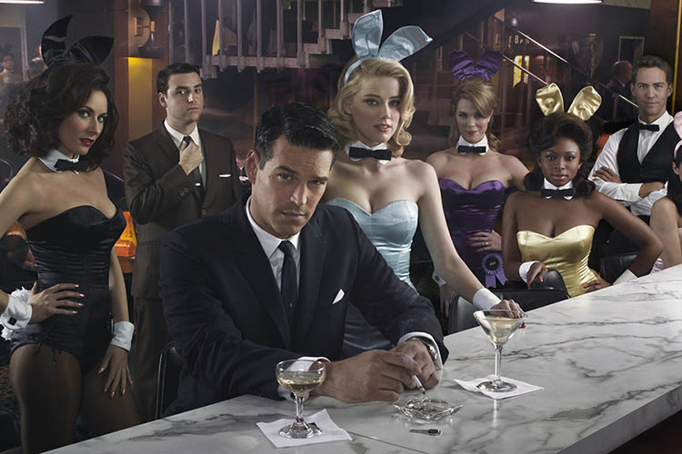 The Playboy Club, serie de los 60