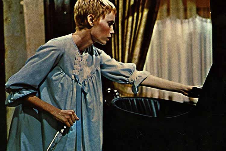 Mia Farrow, protagonista del Bebé de Rosemary