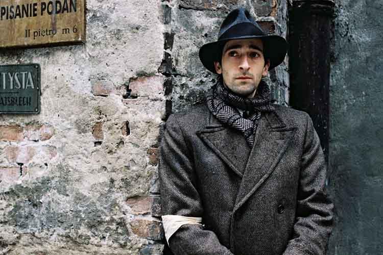 El pianista, ganador del Oscar a Mejor actor