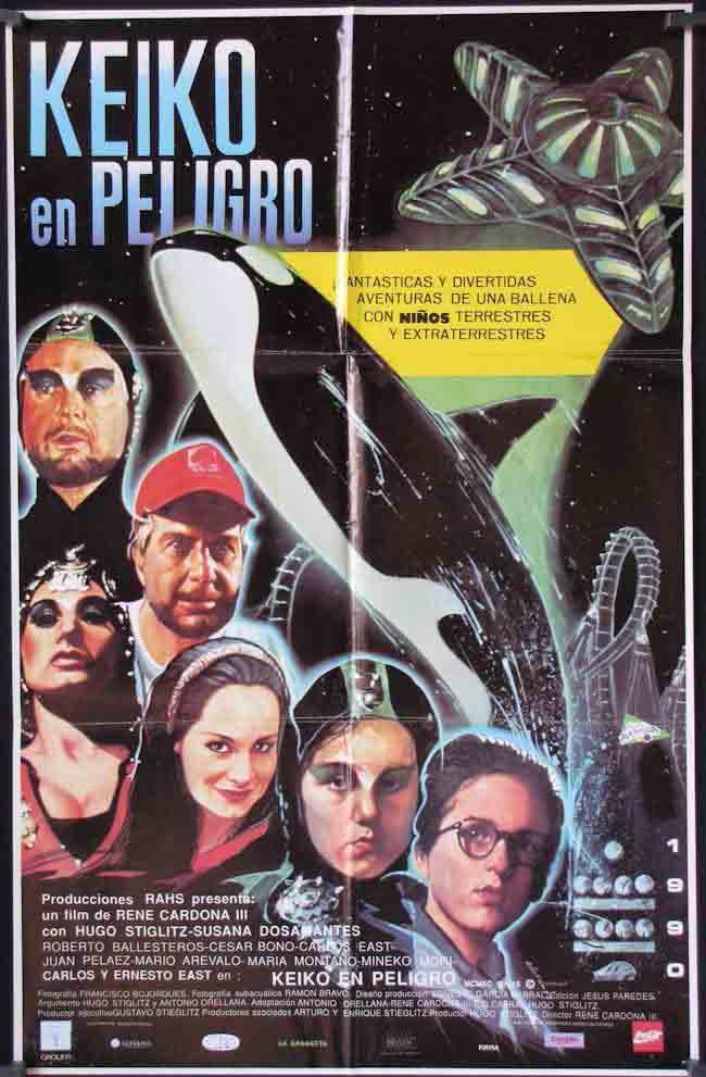 Keiko en peligro de las peores películas mexicanas