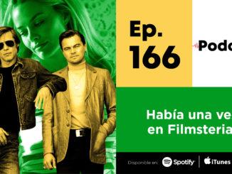 Podcast sobre Tarantino con invitado Alain