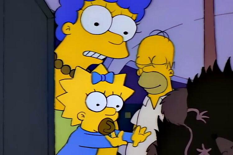 Los Simpsons A la grande le puse Cuca