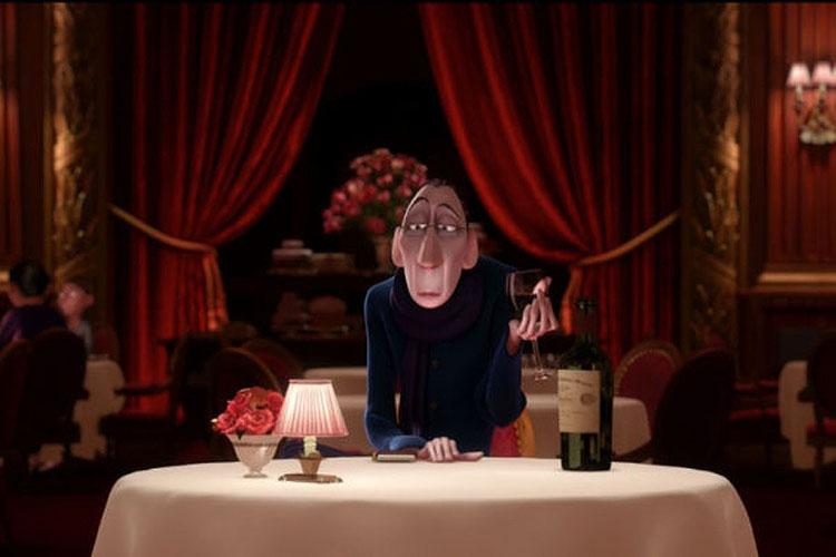Comida en el cine- Ratatouille