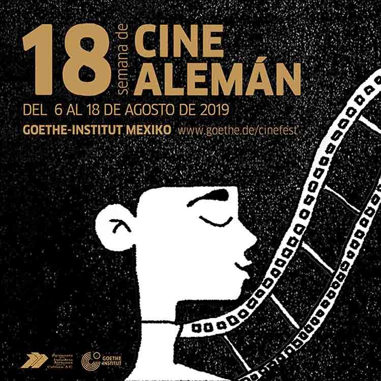 Logo Semana del cine alemán