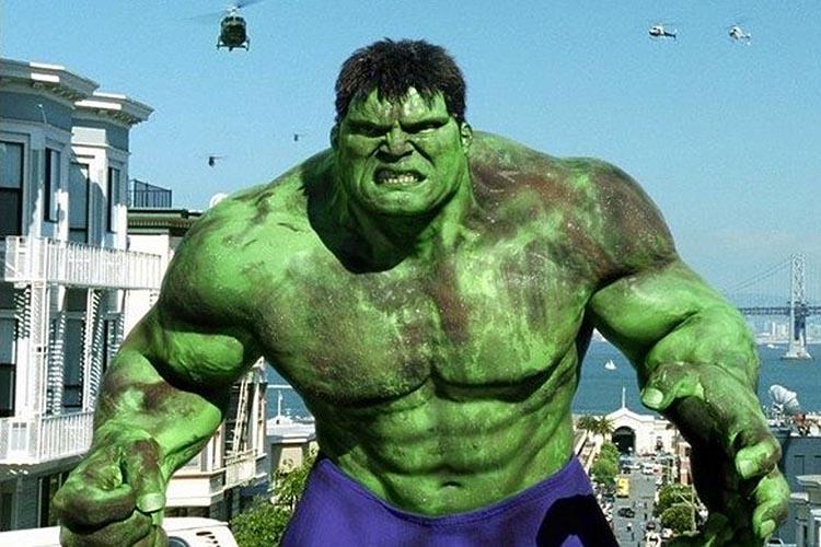 Ang Lee y Hulk