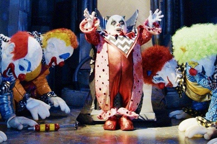 Clowns en Mórbido 2019