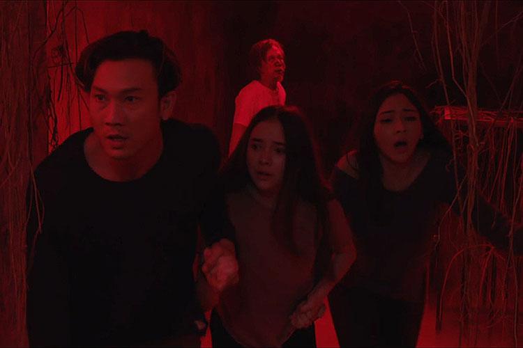 Terror asiático en Netflix