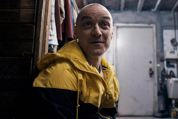 M Night Shyamalan y Split