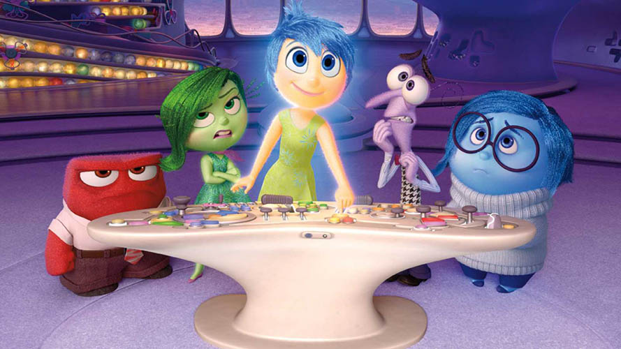 Mejores películas de la década: Inside Out