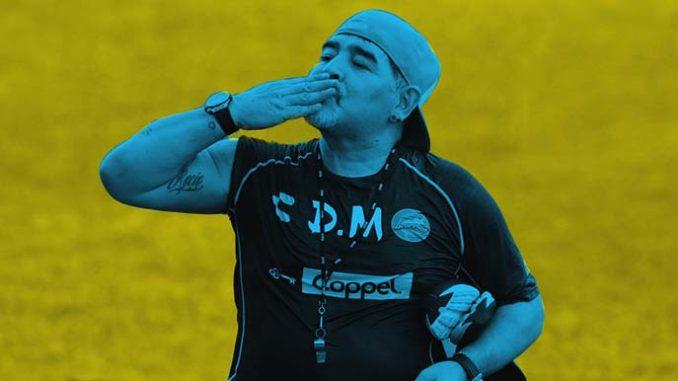 Documental de Maradona