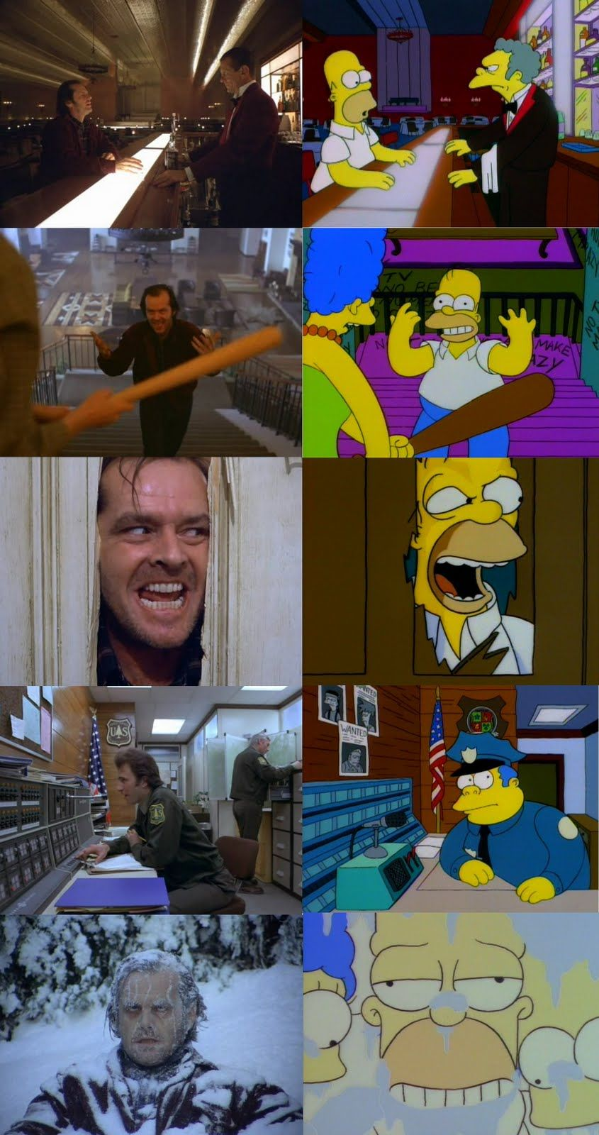 the-simpsons-the-shining-referencia-al-cine-de-Kubrick
