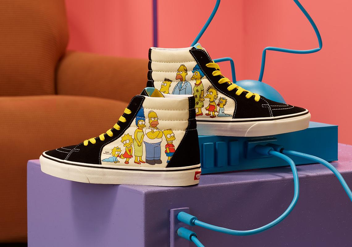 Simpsons-y-Vans