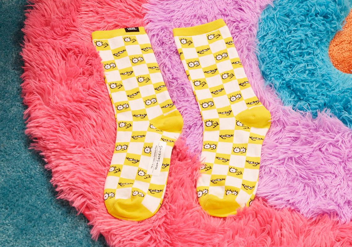 Simpsons-Calcetas