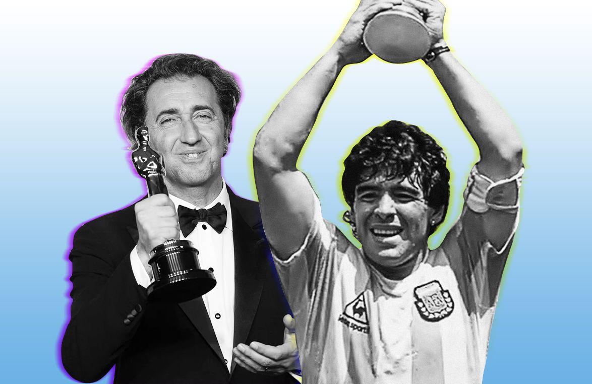 Maradona-le-salvó-la-vida-a-Paolo-Sorrentino