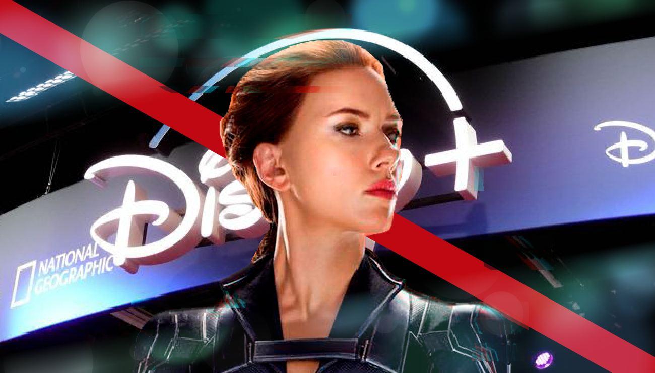 Scarlett Johanson demanda a Disney por un incumplimiento de contrato