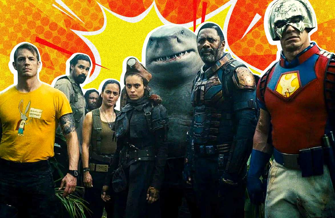 The Suicide Squad crítica filmsteria