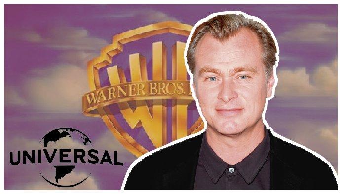 Christopher Nolan rompe con Warner y se une a Universal
