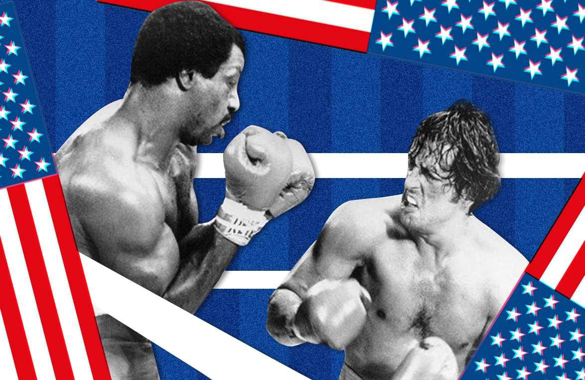 Rocky 45 años